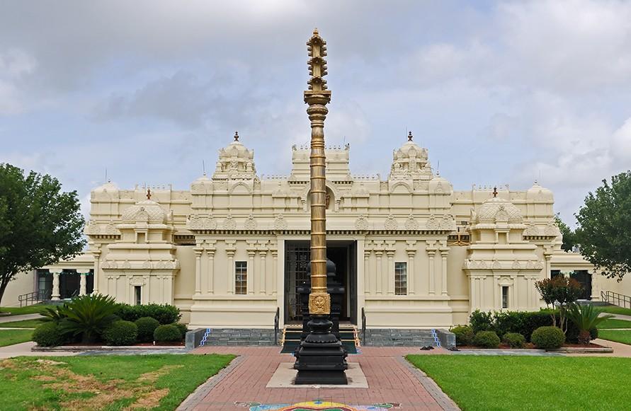Pearland Sri Meenakshi Temple, Sri Meenakshi Temple